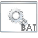 Bat-file icon