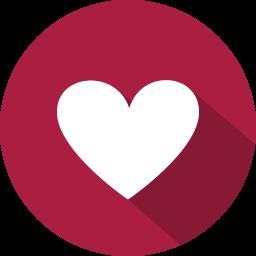 Coracao Icone Favorito Ico Png Icns Icones Download