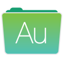 Audition-Folder icon