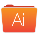 Illustrator-Folder icon