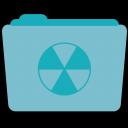 Folder-Burnable icon