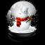 Christmas-Snowman icon