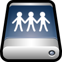 Device-External-Drive-Sharepoint icon