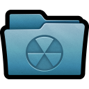 Folder-Burnable icon
