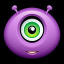 Alien-friendly icon