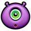 Alien-surprised icon