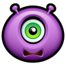 Alien-scared icon