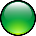 Aqua-Ball-Green icon