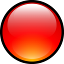 Aqua-Ball-Red icon