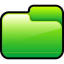 Folder-Closed-Green icon