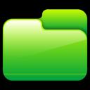 Folder-Closed-Green icon
