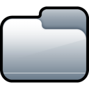 Folder-Closed-Silver icon