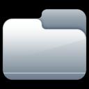 Folder-Closed-Silver icon