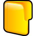 Folder-Open-2 icon