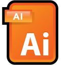 Adobe-Illustrator-CS3-Document icon