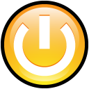 Button-Log-Off icon
