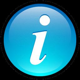 ボタンの情報アイコン ぼたんのじょうほうあいこん Ico Png Icns 無料のアイコンをダウンロード