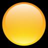 Button-Blank-Yellow icon