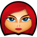 Avengers-Black-Widow icon