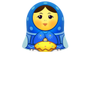 Blue-matreshka-upper-part icon