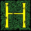 Letter-h icon
