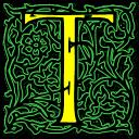 Letter-t icon