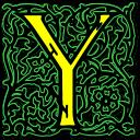 Letter-y icon
