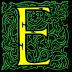 Letter-e icon