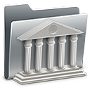 3D-Library icon