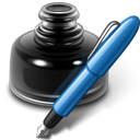 Black-pages icon