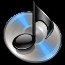 Black-iTunes icon