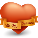 Heart-valentine icon