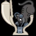 Cat-radio icon