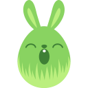 Green-sleepy icon