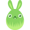 Green-smile icon
