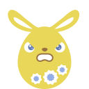 Yellow-angry icon