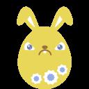Yellow-crabby icon