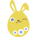 Yellow-wink icon