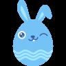 Blue-wink icon
