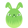Green-crabby icon