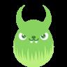 Green-demon icon