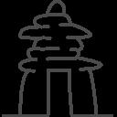 Canada-inuksuk icon