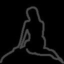 Copenhagen-mermaid icon
