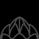 India-lotus icon