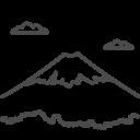 Japan-fuji icon