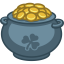 Pot-of-gold icon