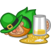 Leprechaun-drunk icon