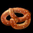 Bread-Pretzel icon