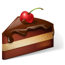 Cake-Chocolate icon