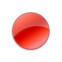 Record-Normal-Red icon